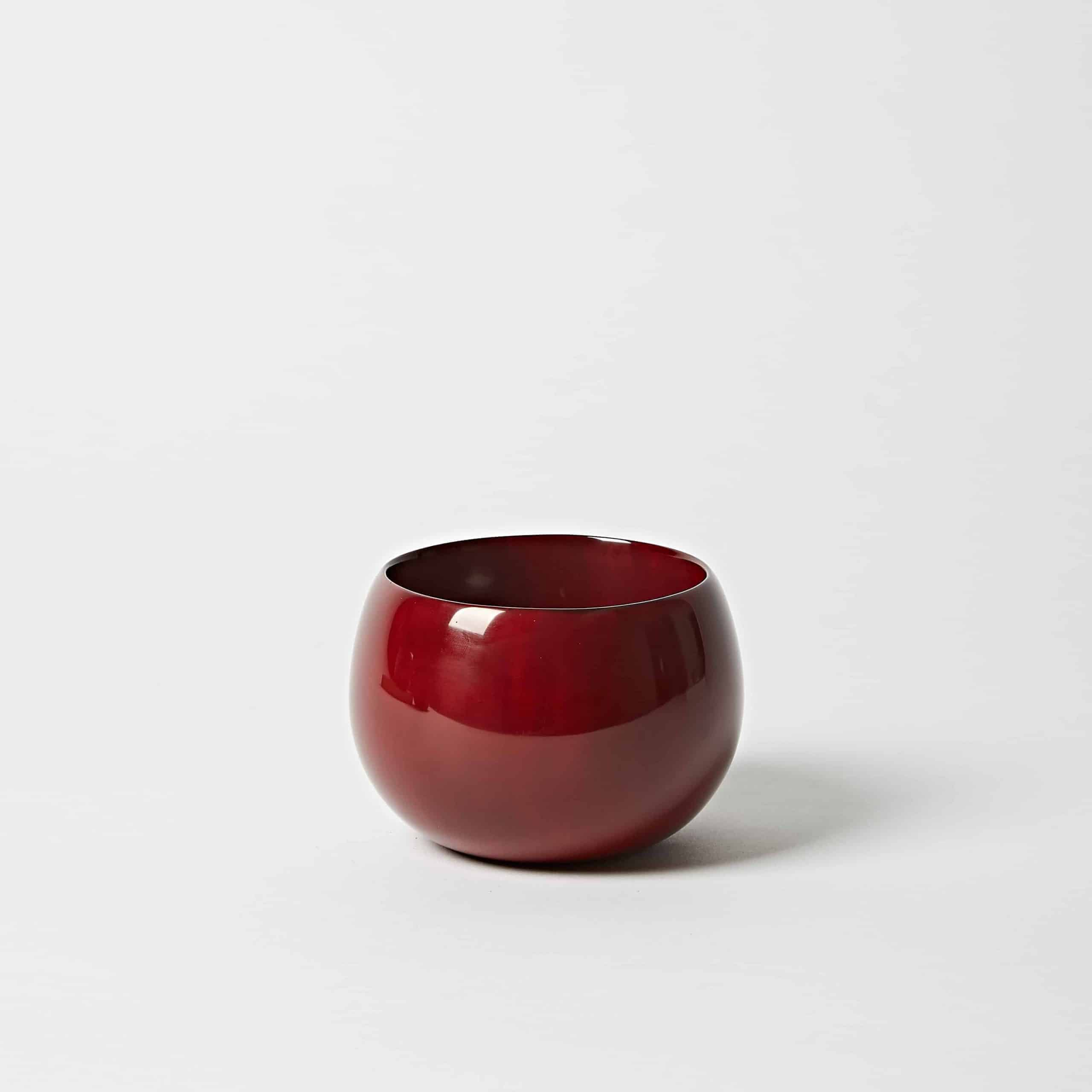 Red Lacquer Bowl