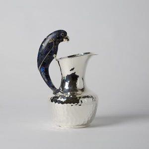 Jarrita Parrot, Blue, Hammered, 2L