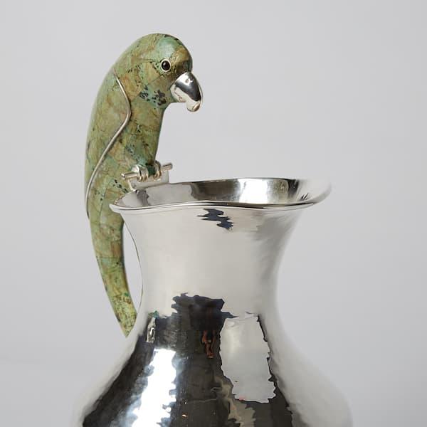 Jarrita 2L Green Parrot