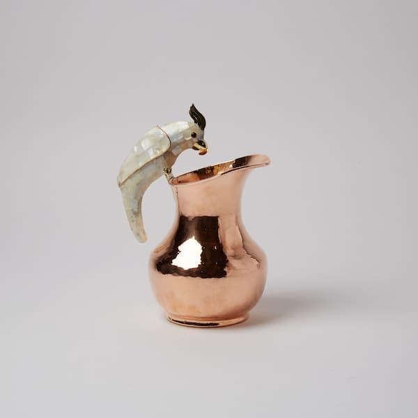 Copper Jarrita Cockatoo