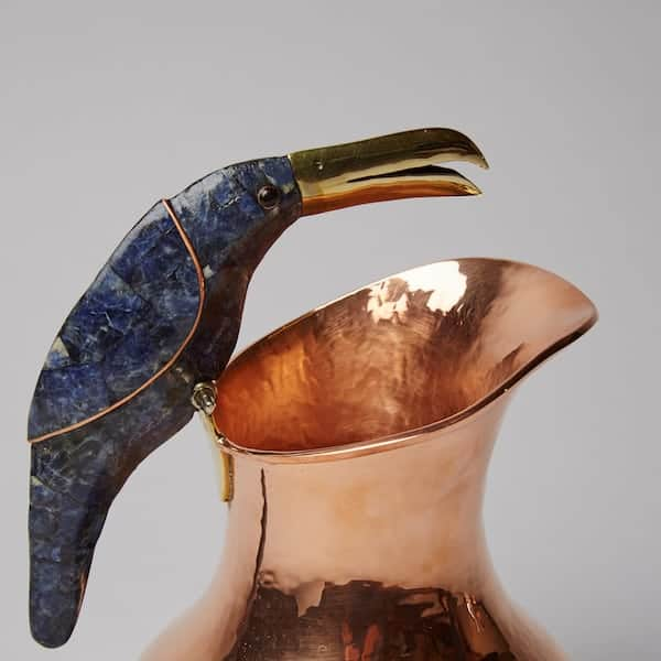 Copper Jarrita Toucan