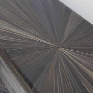 Black Straw Box