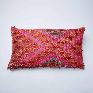 Mariam, Vintage Swati Cushion