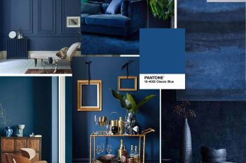 Mood-Board Inspiration – Pantone Colour of the Year 2020