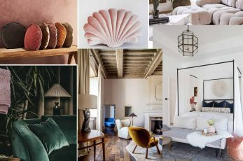 Mood-Board Inspiration – Add Some Velvet Luxury to Your Home
