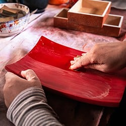 Lacquerware Methodology