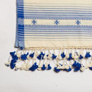 Table Runner, Blue