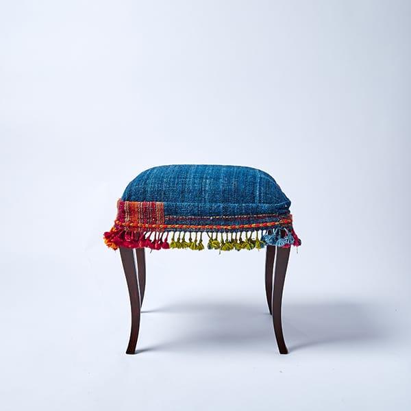 Luxury Hand-Made Tassel Chair